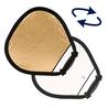 Lastolite TriGrip Griffreflektor 45 cm gold/weiß