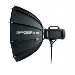 SMDV Speedbox Diffuser  80cm für Bowens