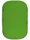 Lastolite Falthintergrund 1,8x2,10 m grün