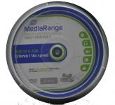 MediaRange DVD-R 4,7 GB 16x  printable 25er Spindel