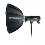 SMDV Speedbox Diffuser 90cm für PROFOTO