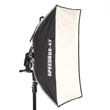 SMDV Speedbox Diffuser Striplight 40x70cm