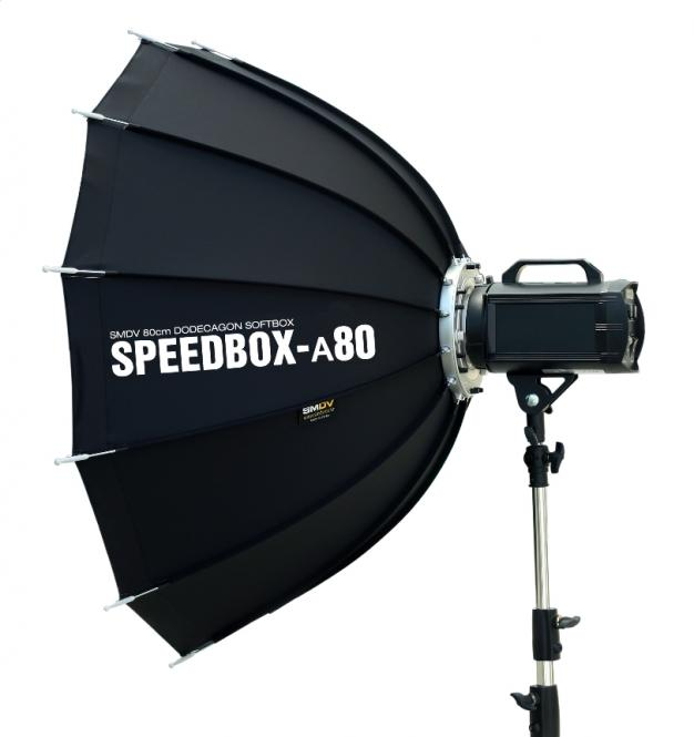 SMDV Speedbox Diffuser  A80