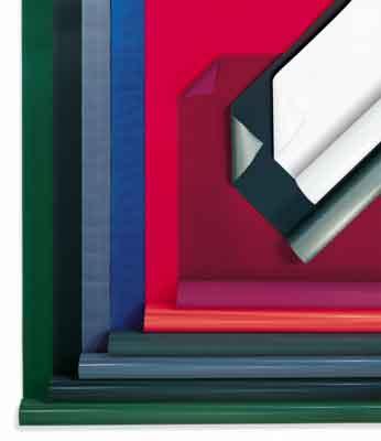 Velour Vinyl grau 1,5x7,9m